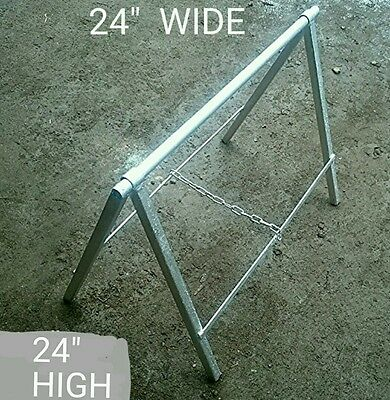 """MARKET STALL DISPLAY TABLE STAND (2x PIECE) 24"""" x 24"""""""