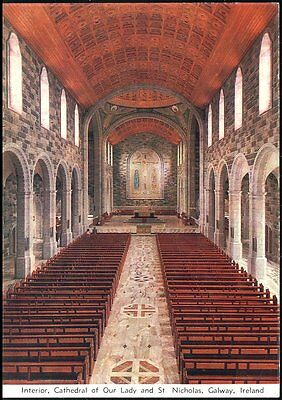 Cathedral Of Our Lady & St Nichollas Galway Ireland