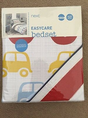 Next Toddler Bed Bedset New In Packaging