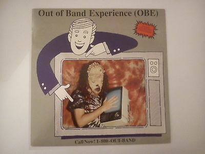Out Of Band Experience - Call Now! 1-800-Out-Band