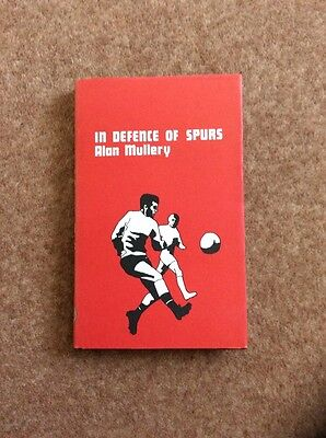 In Defence Of Spurs By Alan Mullery