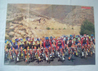 CYCLING WEEKLY POSTERS 80's,90's KELLY,MILLAR,ELLIOTT,DOYLE,McLOUGHLIN,FIGNON