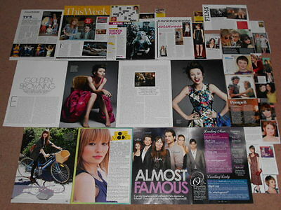 30+ EMILY BROWNING Magazine Clippings