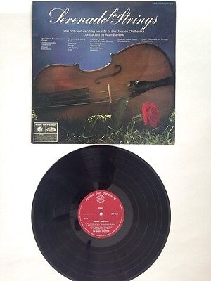 JACQUES ORCHESTRA - Serenade For Strings - LP Record MFP 2135