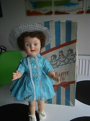 pedigree doll with box
