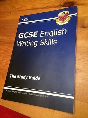 GCSE English Writing Skills Study Guide (A*-G Course) by CGP Books...