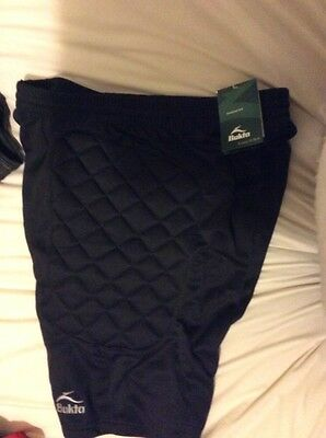 Football  goalkeepers padded  shorts xxl bukta new with tags