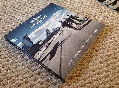 BREITLING 2017 Watch Catalogue. NEW.