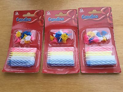 Candles For Cakes