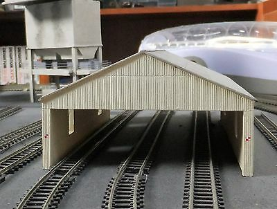 N gauge railway models Graham Farish Carriage Shed