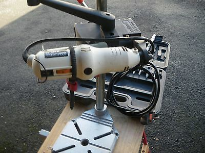 Axminster Multi-Tool Kit plus Stand (carving, drilling ...etc,)