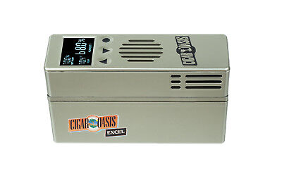 CIGAR OASIS EXCEL Electronic Cigar  Humidor Humidifier Wi-Fi / Best Offers