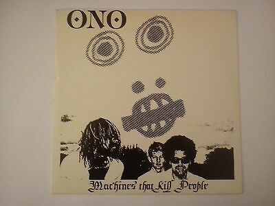 Ono - Machines That Kill People