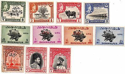 commonwealth stamps, bahawalpur