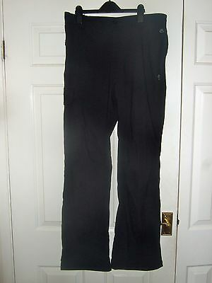 New Craghoppers Men's Kiwi Pro Stretch Casual Walking Hiking Trousers Black 36""