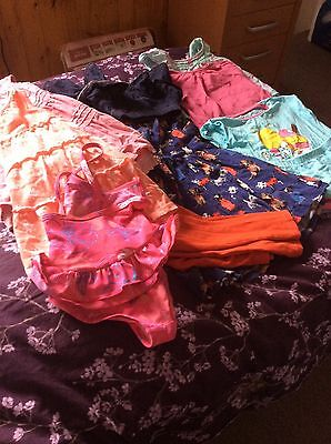 Bundle of girls clothes age 2/3