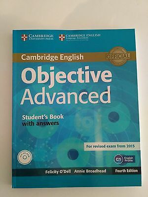 Objective Advanced Students Book With Answers With Cd-rom 4th Edition