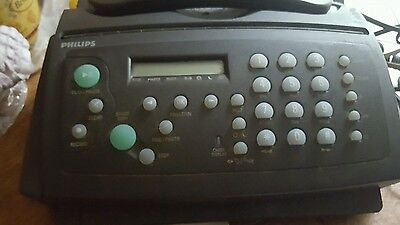 Philips hfc 171 phone -fax