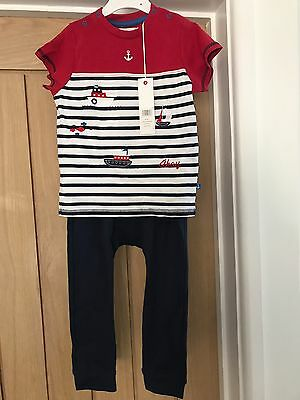 New With Tags - T Shirt & Jogging trousers