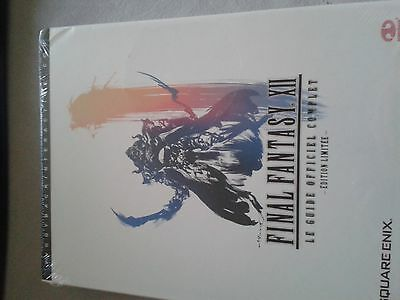 collection rare - livre neuf  Final Fantasy XII (12) - sous blister