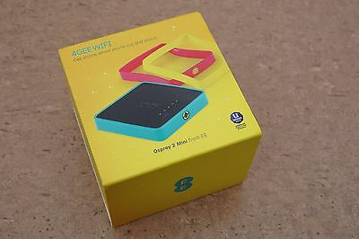 New EE Osprey mini 2 4G LTE unlocked to all network world wide.