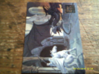 Topps THE LORD OF THE RINGS Masterpieces The Art Of... P1 Trading Card