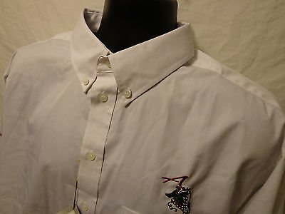 """Ash City """"WINE TASTING"""" Polyester Blend BUTTON FRONT MEN'S SHIRT L NWT"""