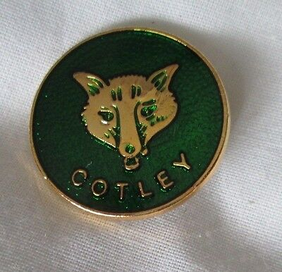 oxhunting badge Cotley hunt