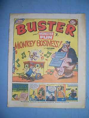 Buster issue dated March 5 1977