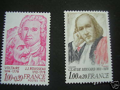 Timbres** france 1978 YT 1990  1990A