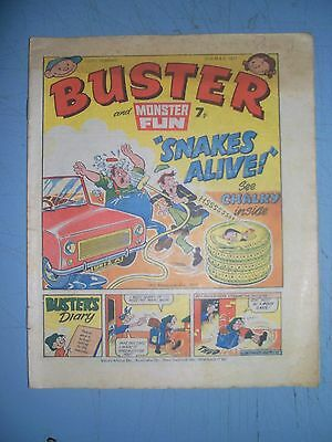 Buster issue dated May 21 1977