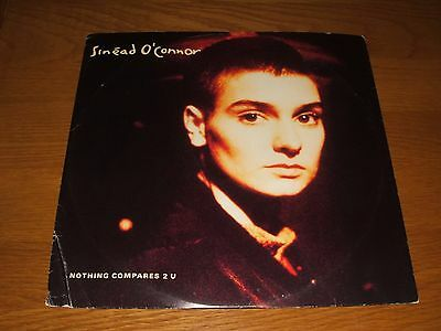 """Sinead O'Connor - Nothing Compares To U (1990) 12"""" Single - Vinyl"""