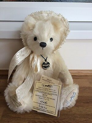 Deans Rag Book Bear Limited Edition - Beth - Mothers Day bear