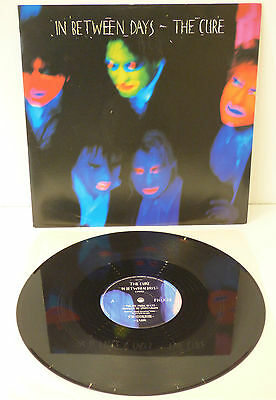 """THE CURE / IN BETWEEN DAYS vinyl 12"""" goth siouxsie punk new wave"""
