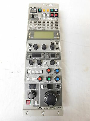 Sony RCP-TX7 Remote Control Panel w/Cable