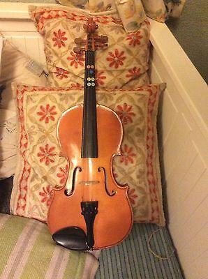 Stentor Student 3/4 Violin And Case No Bow
