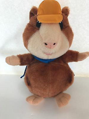 "Wonder Pets Linny The Guinea Pig Plush 10"" Fisher Price Lenny So Cute 2008"