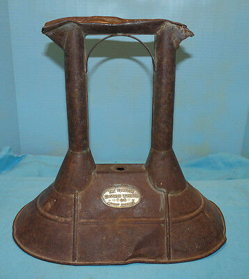 """""""The Perfect Clothes Washer"""" Before 1885 Tin with Brass Name plate, RARE"""