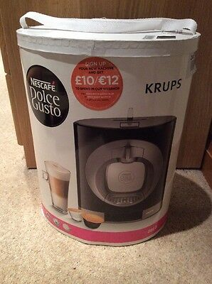 Krups Nescafe Dolce Gusto Brand New In Box
