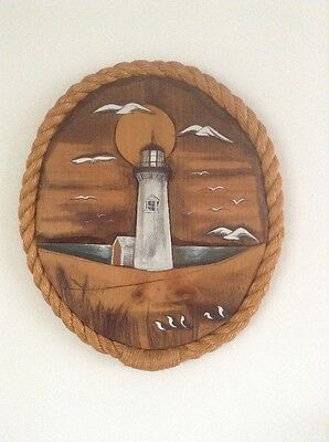 Wood Carving By Dew. Anne DeWaniero Wood Carving Cape Cod Lighthouse