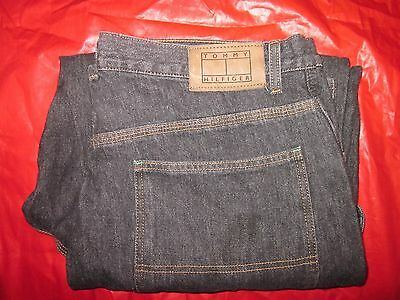 Tommy Hilfiger Dark Blue Carpenter Jeans Size W38 L30