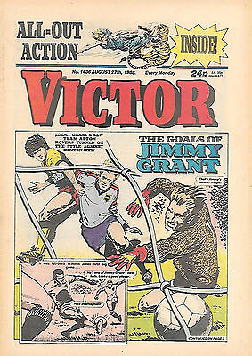 The Victor 1436 (August 27, 1988) top grade copy