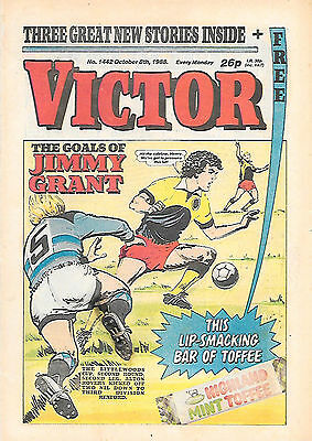 The Victor 1442 (Oct 8, 1988) high grade copy - no free gift