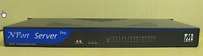 Moxa NPort Server Pro DE-303 -16 port RS-232 Device Server