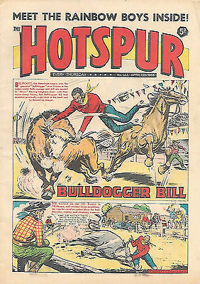 The Hotspur 443 (April 13, 1968) high grade copy
