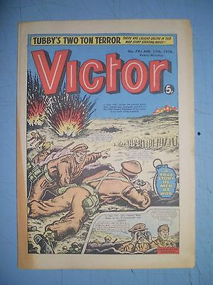 Victor issue 791 dated April 17 1976
