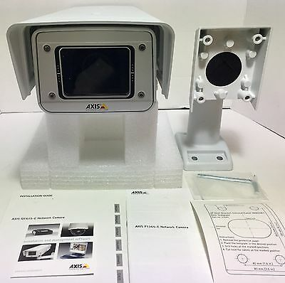 Axis Q1615-E Network Camera NEW In Open Box!  (0630-001) Never Used-