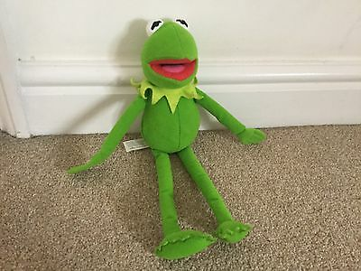 Kermit The Frog From Muppets Plushie