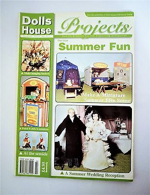 Dolls House Projects Magazines - Summer Fun