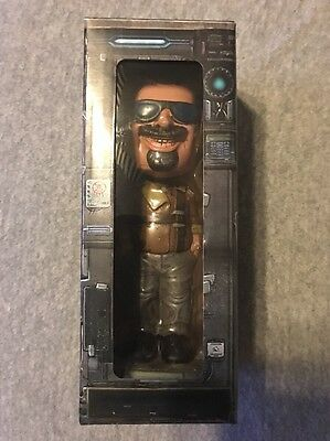 "Borderlands 2 Marcus Munitions Kincaid 7"" Bobblehead Figure SEALED Gearbox 2K"